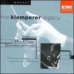 """Mozart: Symphonies Nos. 39 & 41 """"Jupiter""""; Eine kleine Nachtmusik"""
