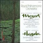 Mozart: Symphonies Nos. 41 & 35; Haydn: Symphony No. 104