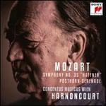 "Mozart: Symphony No. 35 ""Haffner""; Posthorn Serenade"
