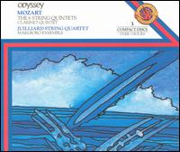 Mozart: The 6 String Quintets; Clarinet Quintet - Alexander Schneider (violin); Earl Carlyss (violin); Harold Wright (clarinet); Isidore Cohen (violin); Joel Krosnick (cello);...
