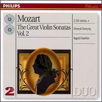 Mozart: The Great Violin Sonatas, Vol. 2 - Henryk Szeryng (violin); Ingrid Haebler (piano)