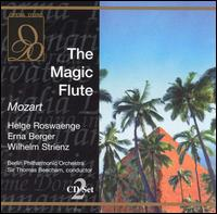 Mozart: The Magic Flute - Carla Spletter (vocals); Elfriede Marherr (vocals); Erna Berger (vocals); Ernst Fabbry (vocals); Gerhard Hüsch (vocals);...