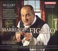 Mozart: The Marriage of Figaro - Charles Kilpatrick (staging); Christopher Purves (baritone); Diana Montague (mezzo-soprano);...
