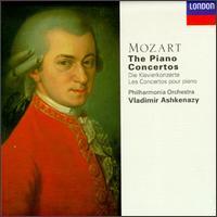 Mozart: The Piano Concertos - Daniel Barenboim (piano); English Chamber Orchestra (chamber ensemble); Fou Ts'ong (piano); Vladimir Ashkenazy (piano);...