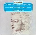 Mozart: The Piano Sonatas, Vol. 4