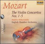 Mozart: The Violin Concertos Nos. 1-5