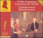 Mozart: Violin Concertos; Concertos for Winds