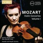 Mozart: Violin Concertos Vol. 1
