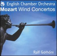Mozart Wind Concertos - Anthony Pike (clarinet); Anthony Pike (clarinet); John Anderson (oboe); John Thurgood (horn); Julie Price (bassoon);...
