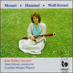 Mozart, Wolf-Ferrari, Hummel: Bassoon Concertos