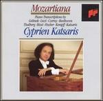 Mozartiana: Piano Transcriptions