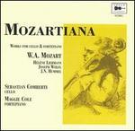 Mozartiana: Works for Cello & Fortepiano