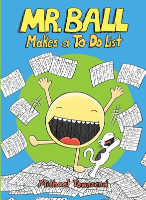 Mr. Ball Makes A to-Do List -