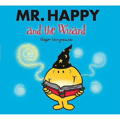 Mr. Happy and the Wizard - Hargreaves, Roger