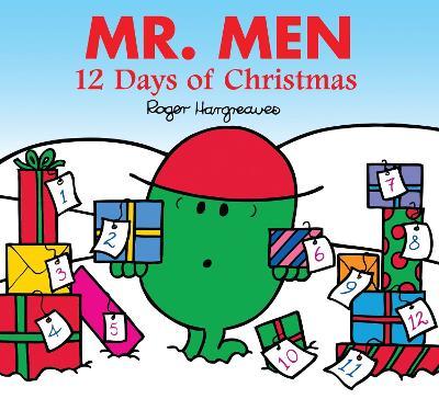 Mr. Men 12 Days of Christmas - Hargreaves, Roger