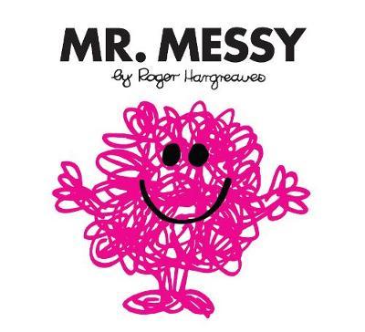Mr. Messy - Hargreaves, Roger