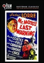 Mr. Moto's Last Warning - Norman Foster