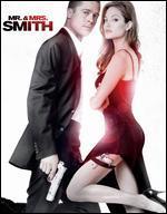 Mr. & Mrs Smith [Blu-ray]