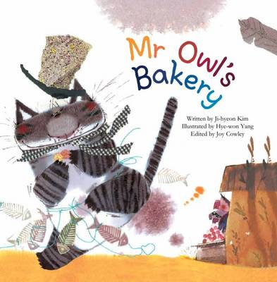 Mr Owl's Bakery: Counting in Groups - Kim, Ji-Hyeon, and Cowley, Joy (Editor)