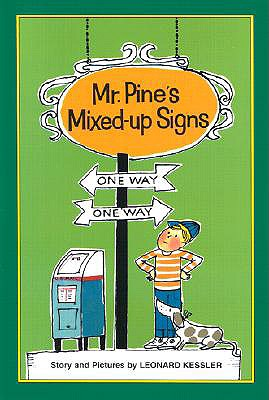 Mr. Pine's Mixed-Up Signs -