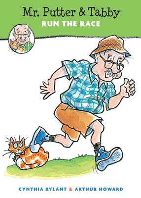 Mr. Putter & Tabby Run the Race - Rylant, Cynthia