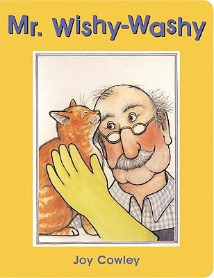 Mr. Wishy Washy - Cowley, Joy