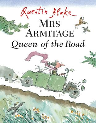 Mrs Armitage Queen of the Road - Blake, Quentin