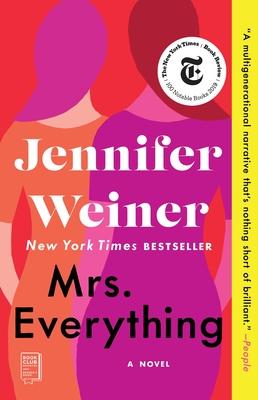 Mrs. Everything - Weiner, Jennifer