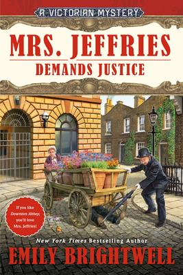 Mrs. Jeffries Demands Justice - Brightwell, Emily