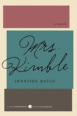 Mrs. Kimble - Haigh, Jennifer