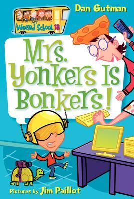 Mrs. Yonkers Is Bonkers! - Gutman, Dan
