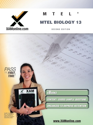 Mtel Biology 13 Teacher Certification Test Prep Study Guide - Wynne, Sharon A