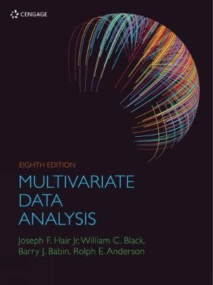 Multivariate Data Analysis - Hair, Joseph, and Black, William, and Anderson, Rolph