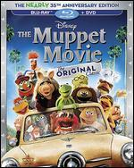 Muppet Movie [35th Anniversary] [Blu-ray/DVD] - James Frawley