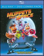 Muppets from Space [Blu-ray/DVD] - Tim Hill