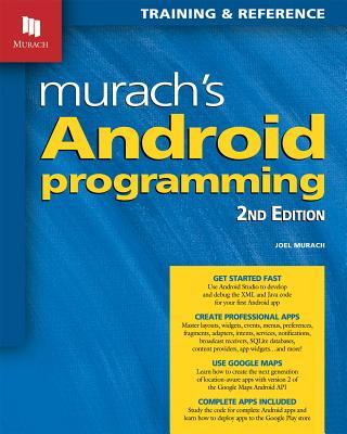 Murach's Android Programming - Murach, Joel