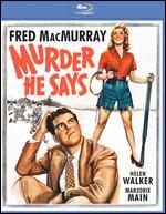 Murder, He Says [Blu-ray] - George Marshall