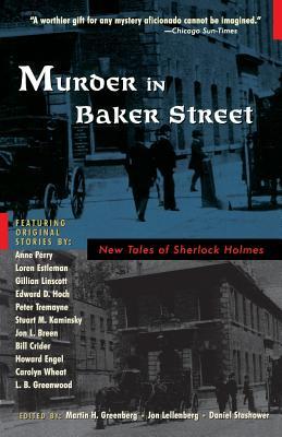 Murder in Baker Street: New Tales of Sherlock Holmes - Greenberg, Martin H (Editor)
