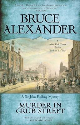 Murder in Grub Street - Alexander, Bruce