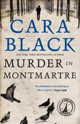 Murder in Montmartre - Black, Cara