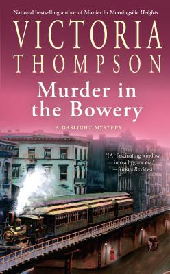 Murder in the Bowery - Thompson, Victoria
