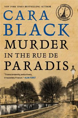 Murder in the Rue de Paradis - Black, Cara
