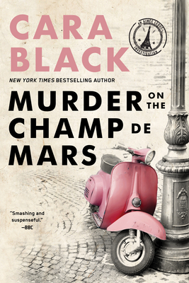 Murder on the Champ de Mars - Black, Cara