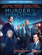 Murder on the Orient Express [Blu-ray/DVD] - Kenneth Branagh