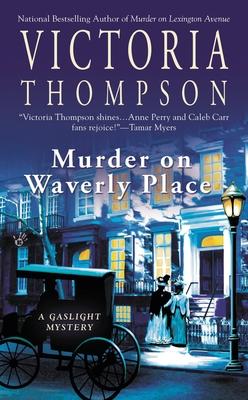Murder on Waverly Place - Thompson, Victoria