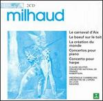 Music by Milhaud