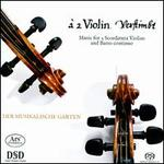 Music for 2 Scordatura Violins and Basso Continuo