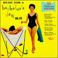 Music for a Bachelor's Den - Various Artists
