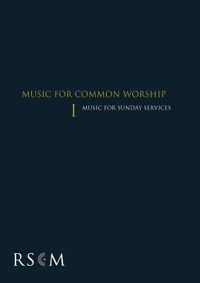 Music for Common Worship I - Wardle, John (Editor), and Harper, John (Editor)