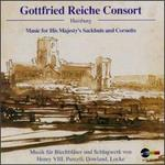 Music for His Majesty's Sackbuts and Cornetts